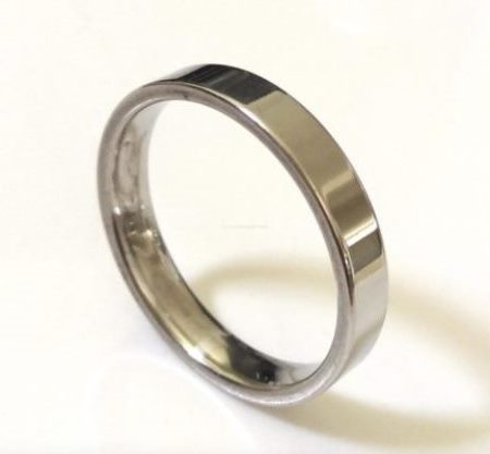 Stainless Steel Ring Core: 5mm - 13 (22.3mm)